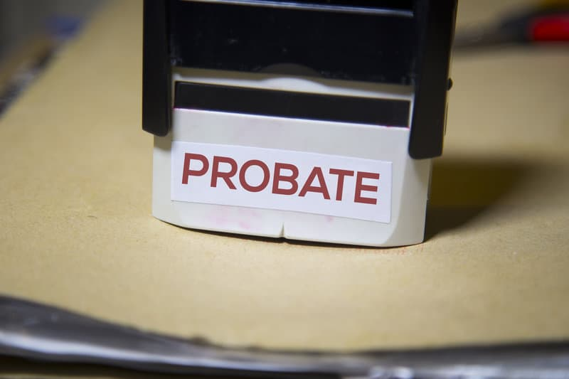 how does the probate process work