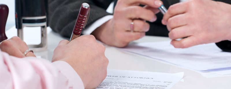 why your estate plan needs a durable power of attorney