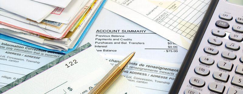 what happens to unpaid bills when you die